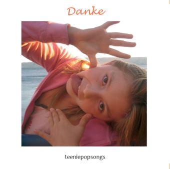 Danke - Teenie Popsongs